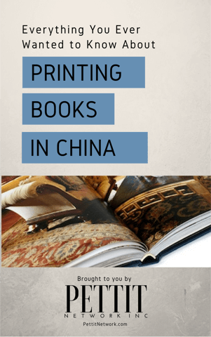 Everything You Ever Wanted to Know About Printing Books in China book cover