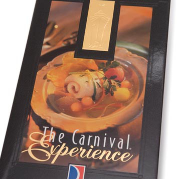 The Carnival Experience Cookbook