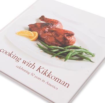 Cooking With Kikkoman